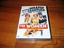 The Women: Norma Shearer Joan Crawford Rosalind Russell] DVD,2005 ]New Fast Ship
