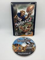 NFL STREET 2 Sony PlayStation 2, EA SPORTS - Disc And Manual