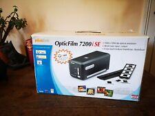 Plustek OpticFilm 7200i SE Film Scanner ~ Boxed, Immaculate & Incredible Quality