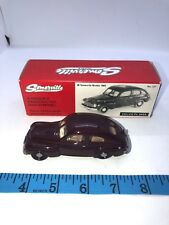 1:43 Somerville Models 1947 Volvo PV 444A No.121 Maroon Box England Handmade
