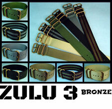 Zulu Strap Watch Bands