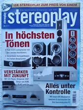 STEREOPLAY 2/17,MAGNAT MAGMASPHERE 55,WHARFEDALE DIAMOND A2,PIEGA COAX 511
