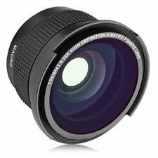Opteka OP35XFE 0.35x Lens For Canon Digital SLR Cameras