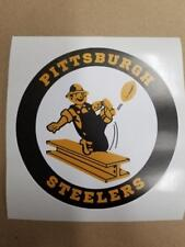 Pittsburg Steelers cornhole board or vehicle decal(s)PS4