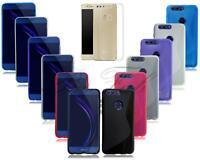 Per Huawei Onore 8 Nuovo Elegante Gel Trasparente Custodia Telefono IN Silicone+