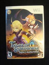 Tales of Symphonia: Dawn of the New World (Wii 2008) Signed by Hideo Baba rare