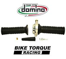 Twist Grip Cafe Racer Domino Tommaselli 'Lario' Quick Action Throttle