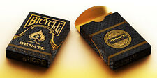 CARTE DA GIOCO BICYCLE ORNATE OBSIDIAN EDITION,poker size CON PACK JACKET