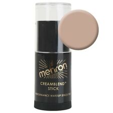 Mehron CreamBlend Stick - MID-DARK OLIVE - Cream Foundation, Stage Makeup,VEGAN