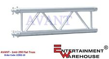 Flat Alloy Truss, 290mm x 1mtr - AVANT 22902-10