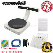 Dual Laser 3D Scanner JT-scan 2MP CMOS Image Sensor USB Interface 3D Printer OM3