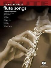 Big Book of Instrumental Songs (Flute) (Big Book (Hal Leonard)), , Excellent Boo