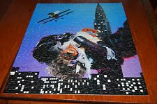 Vintage 1978 Springbok Puzzle –King Kong goes ape over Miss Piggy – Pzl4117 – C