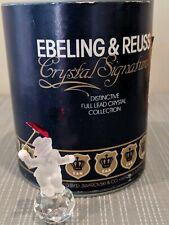 Ebeling & Reuss Crystal Signatures Clown Figurine #69007 Swarovski