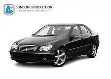 Mercedes C180 Petrol 2001-2006  M271.946 - Engine Supplied & Fitted