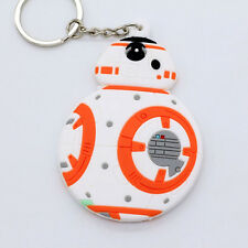 New Star Wars BB-8 Rubber Keyring Keychain Double Sides #1