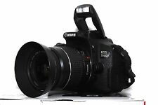 Canon EOS 700D 18 MP DSLR + Canon EF 28-80mm II Objektiv Live View Video OVP.