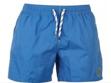 """REPLAY BASIC MENS BLUE SWIM SHORTS SIZE LARGE (34""""-36"""" WAIST)NEW WITH TAGS"""