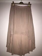 New Look Dip Hem Skirt Size 8