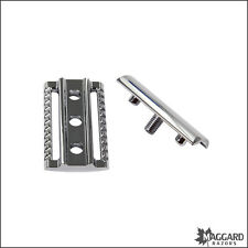 Chrome Safety Razor Replacement Head - Maggard Razors (Fits Edwin Jagger)