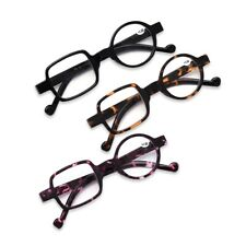 Small Round Square Reading Glasses Designer Readers Personalized +1.0~3.5 D618