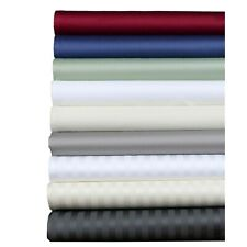Glorious Bedding 1000TC Organic Cotton 1 PC Bed Skirt US Full Size All Color
