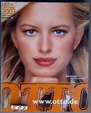 Otto Katalog Herbst/Winter 2003 mit Karolina Kurkova Versandhauskatalog # 507