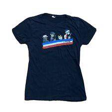 Gorillaz Band Music T Shirt Album Cartoon Womens XL