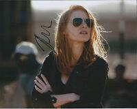 Jessica CHASTAIN SIGNED Autograph 10x8 Photo AFTAL COA Zero Dark Thirty