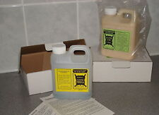 Taxidermy tanning kit, skin, leather. Tanning powder+leather lube. FREE POSTAGE