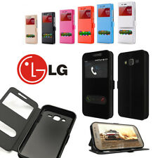 CUSTODIA MAGNETICA COVER LIBRO FLIP VIEW PER LG G5 / G6 / Q6 / Q8