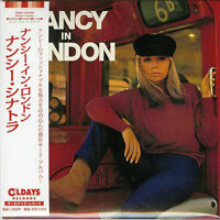NANCY SINATRA-NANCY IN LONDON-JAPAN MINI LP CD BONUS TRACK C94