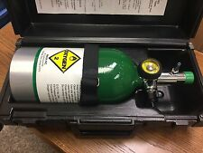 MADA Cylinder III 21OL Emergency Oxygen Tank w/Regulator