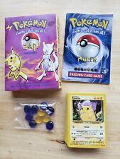 Pokemon Trading Cards 1999 Zap Theme Deck