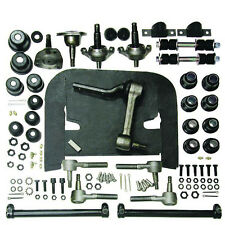 63-66 Corvette Front Suspension Rebuild Kit Stage III