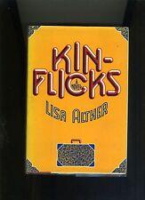 KIN-FLICKS-LISA ALTHER- 1ST ED 1976. HB/DJ. HI GRADE COLLECTABLE 1ST BOOK.