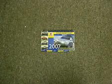 2007 Suzuki Aerio Forenza SX4 Grand Vitara Version 2 Pocket Guide FACTORY OEM 07