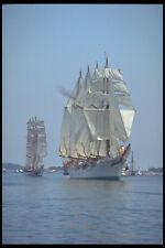 257097 Juan Sebastián De Elcano cuatro Masted Schooner España A4 Foto Impresión