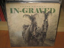 VICTOR GRIFFIN'S IN-GRAVED - LP 2013 - PENTAGRAM DEATH ROW TROUBLE THE OBSESSED