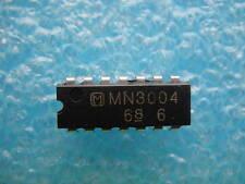 1pcs Panasonic MN3004 3004 Low Noise BBD CHIP IC's NEW