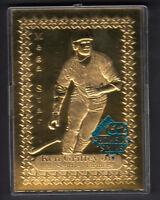 Ken Griffey Jr 1997 Bleachers Chasing 62 Home Runs 23 kt Gold Card #3