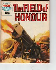 War Picture Library - THE FIELD OF HONOUR - No 1656