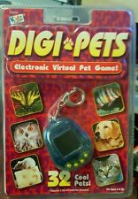 Digi Pets Electronic Virtual Pet Game 32 Cool Pets #22005 By Kids Only Inc [P66]