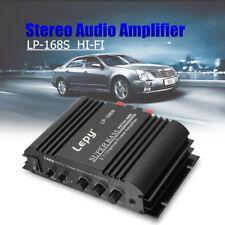 Lepy LP-168S 2.1CH 2x45W+68W Output Super Bass Audio HiFi Power Amplifier  !