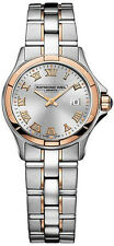 Raymond Weil Parsifal Rose Gold/Stainless Steel Watch 9460-SG5-00658