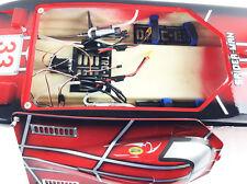 E51 PNP Dual Motors Electric RC Racing Boat W/120A ESC100kmh Spider