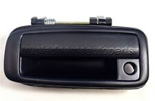 fits Toyota Geo Exterior Outer Outside Door Handle Driver Front Left Black