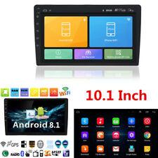 10.1 Inch Touch Screen Car Video GPS Wifi 3G 4G BT DAB Mirror Link OBD 16GB ROM