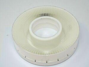 Braun Paximat 100S Round Magazine - White