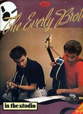 THE EVERLY BROTHERS in the studio UK MINT LP ACE REC